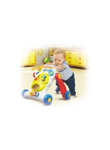 Prego Toys WD 3660 Music Baby Walker-Prego